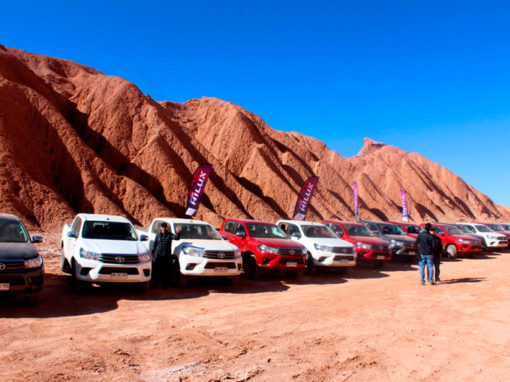 Lanzamiento Toyota All New Hilux